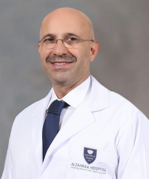 Dr. Fadi Iskandarani