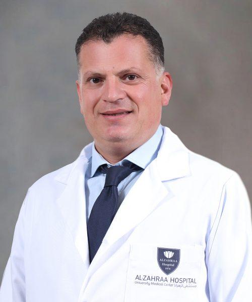 Dr. Nader Kharouf