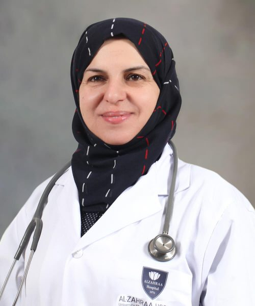 Dr. Nada Shamseddine