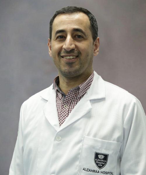 Dr. ali Houmani